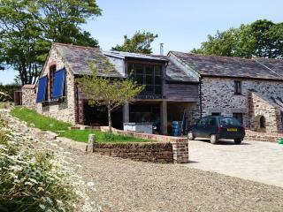 Trenedden Barn, South East Cornwall