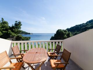 Amazing sea view-balcony-Saplunara