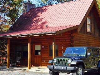 Just For Two-Gatlinburg Log Cabin