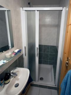 Ensuite bathroom and toilet