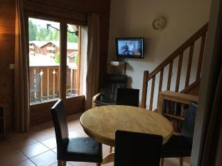 Ski / Summer Apartment With South Facing Balcony, Satellite And FREE Wifi