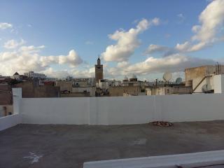 Maison de vacances avec patio a ciel ouvert, Tunis