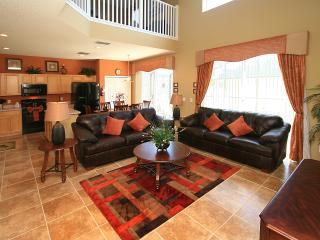 Close to Disney World 6 Bedroom luxury villa/ pool, Kissimmee