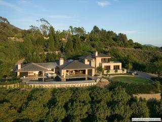 Montecito/Santa Barbara Gated Estate-5 Ac. views