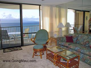 Direct Oceanfront Valley Isle Resort 1009, Lahaina