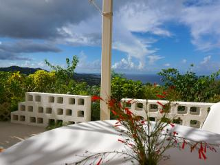 Mountain Top Private Retreat - studio with a view, Christiansted
