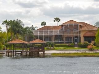 Waterfront Mansion, Winter Haven