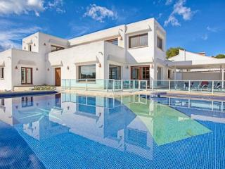 Luxury Villa, Beautiful sea views free wifi/sat tv, Moraira