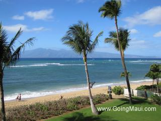 Direct Oceanfront Studio 307 -Valley Isle Resort, Lahaina