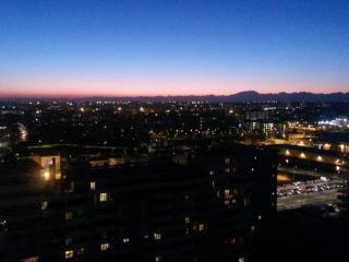 Quiet apartment with spectacular panoramic  views, Milan