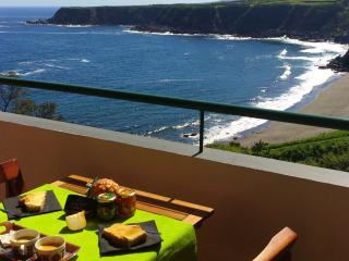 HillTop Azores Beach & Countryside Apt for 6, Ribeira Grande