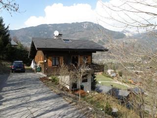 Chalet traditionnel avec très belle vue et situé, Samoens