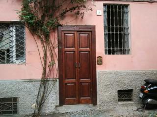 La casa della rosa nel centro citta