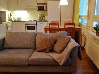Cozy and comfortable 1BR with sauna, Oulu