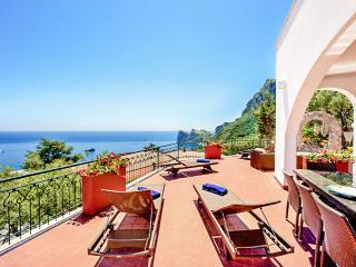 Amalfi Coast Nerano VILLA MARINA walking distance to town, sea view,private pool