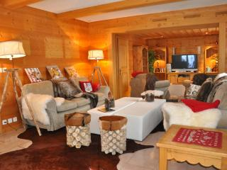 Magnificent 6 bedroom Chalet with Fantastic View, Champery