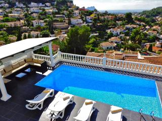 2bed 2bath Apartment Private Pool Sea Views, Moraira