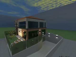 Casa Duplex frente para o mar em Bombinhas-SC