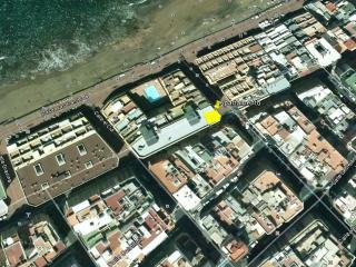 APARTAMENTO ESTUDIO EN LA PLAYA DE LAS CANTERAS, Las Palmas de Gran Canaria