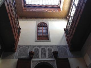 Dar El Assad, maison à louer dans la médina avec bassin
