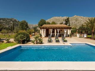 Country House with barbecue,be, Cala Carbo