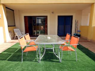Apartment with terrace & pool in golf del sur, Golf del Sur