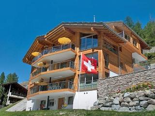 Nepomuk, Zermatt