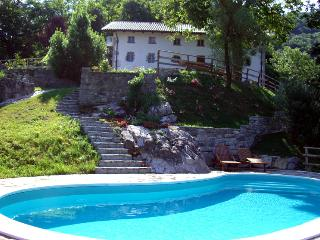 Villa Bella - A Hidden Gem of Luxury - Pool, Sauna, Most na Soci