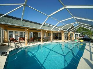 Villa Thunderbird View Lakefront Gulf Access Rates ~ Start $108 Nt., Cape Coral
