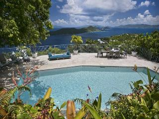 Indochine - St Thomas, Close to Magens Bay, Gated, Private Pool
