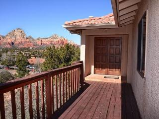 Comfortable, well maintained, two story home with Spectacular Views, Sedona