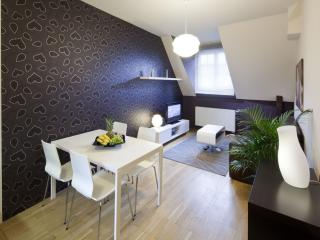 Wenceslas Square A702 apartment in Nove Mesto with WiFi & lift.