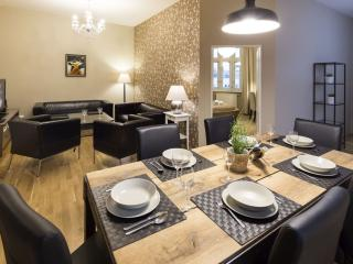 Wenceslas Square A701 apartment in Nove Mesto with WiFi & lift.