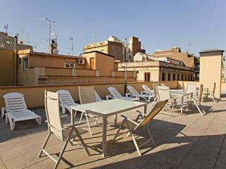 Verdi 7 apartment in Gracia with WiFi, airconditioning, gedeeld terras, balkon, Barcelona
