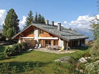 Vacation House in the Valais - Maison Syrah