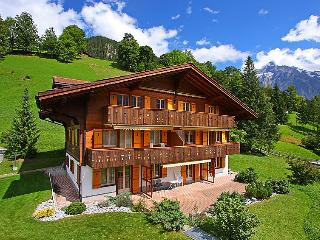3 bedroom Apartment in Grindelwald, Bernese Oberland, Switzerland : ref 2297277