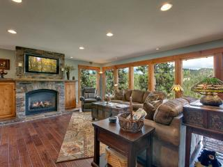 Elegantly Casual Mountain Home on Private Street with Hot Tub (MK06), Stateline