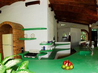 Upper Garden Apartment at Sayulita Beach house