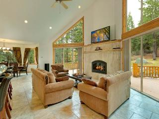Luxury Home in Meyers Backing up to Golf Course (MY74), South Lake Tahoe