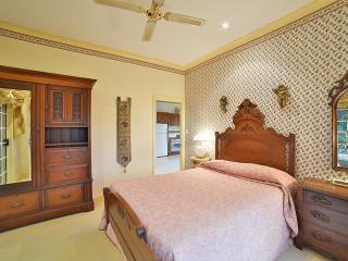 Federation cottage master bedroom