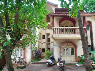 Aththi Seva G-7, 2BHK AC Holiday rental, Calangute