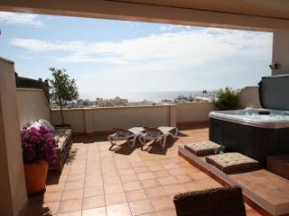 2B 2BTH Penthouse APT WiFI Parking town cente 300m for Torrecilla T0143