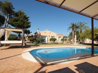 Villa with pool,garden Inca