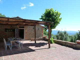 This Podere is a lovely property with private pool, that can host up to 8 people