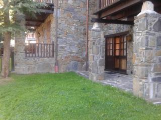 Apartamento con gran terraza