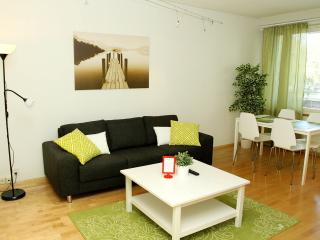 Fresh one bedroom apartment for 1-2 persons