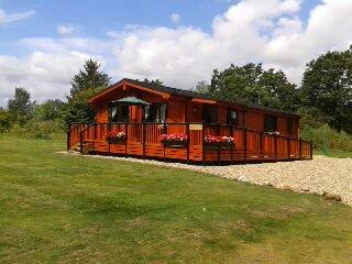 Alderwood Lodges, Brambles Lodge, Diss