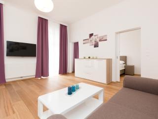1 Bedroom with Balcony, Wien