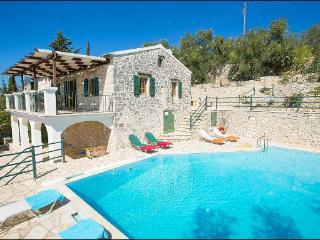 Villa Katerini With Private Pool & Sea Views, Paxos