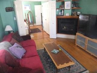 Large 3 bed apt, close to everything, very quiet